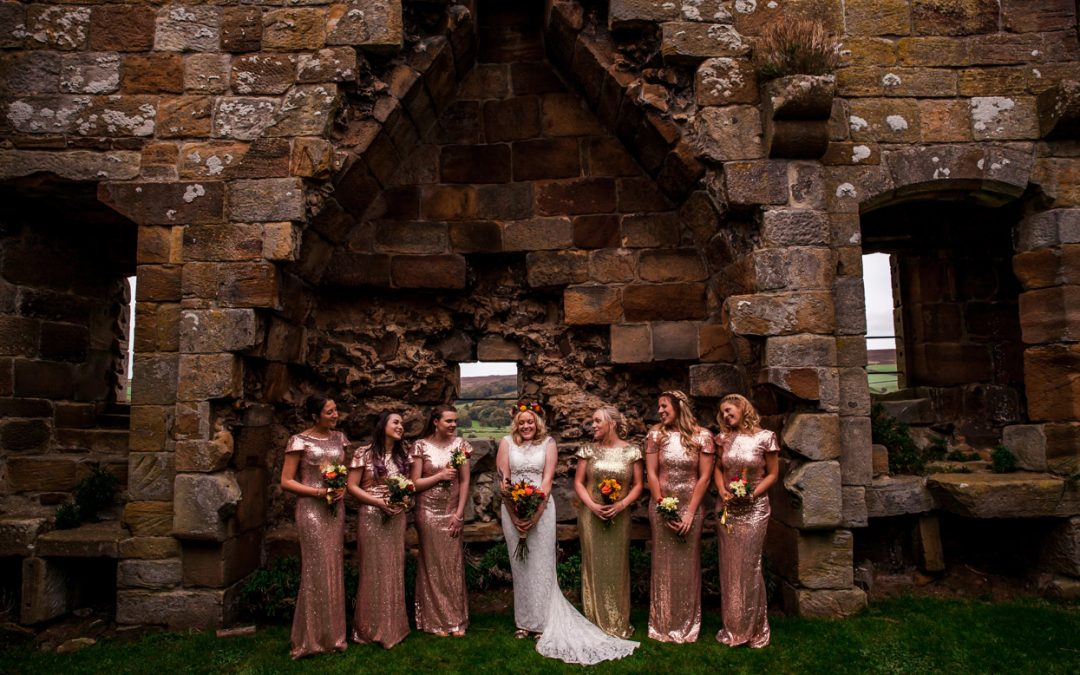 A Danby Castle Wedding // Yorkshire Wedding Photographer