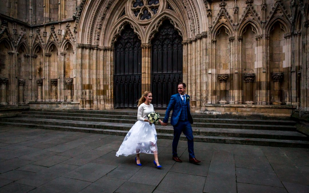 A York City Wedding // York Wedding Photographer