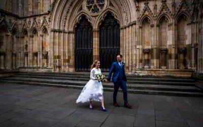A York City Wedding // York Wedding Photographer