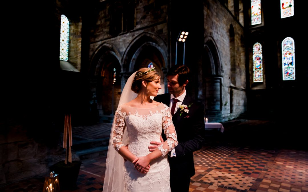 Brinkburn Priory Wedding // Northumberland Wedding Photographer