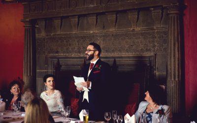 A Lumley Castle Wedding // Who Breaks Hearts Like Gaston?