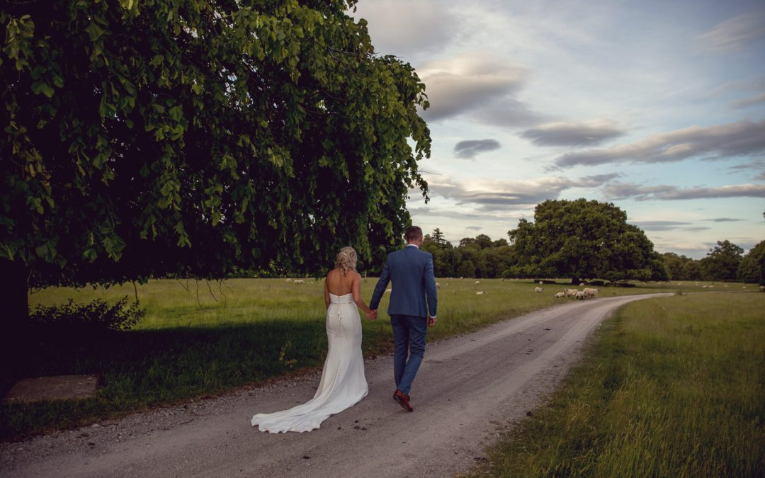 Lartington Hall Wedding // Yorkshire Wedding Photographer
