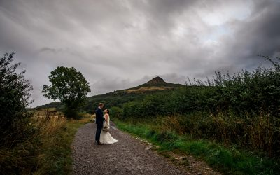 A Whinstone View Wedding // Yorkshire Wedding