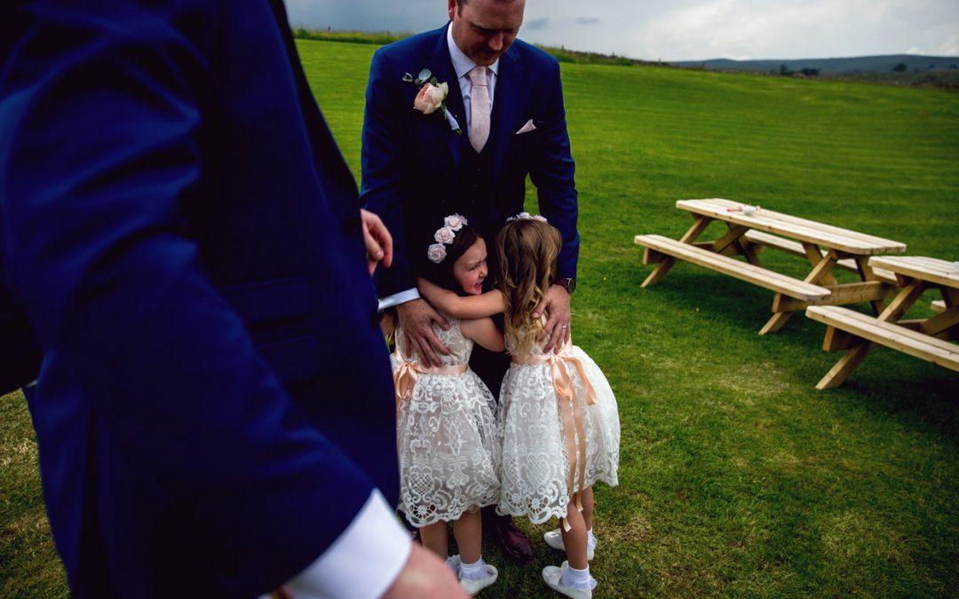 Knipe Hall Wedding // Penrith Wedding Photographer