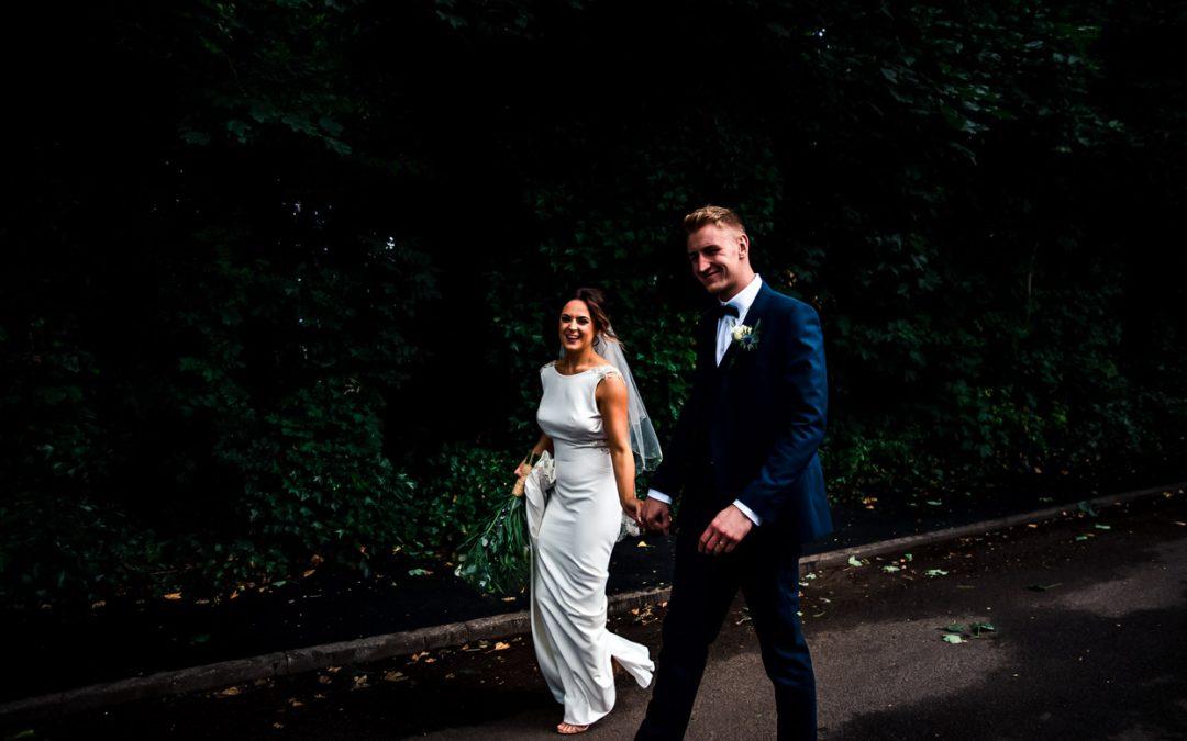 A Hallgarth Manor Wedding | Durham Wedding Photography