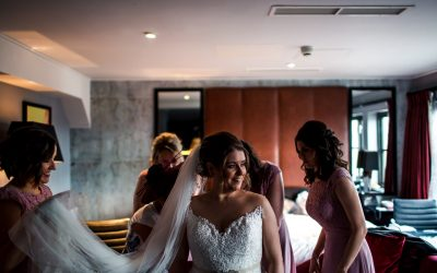 The Biscuit Factory Wedding // Love in the Toon