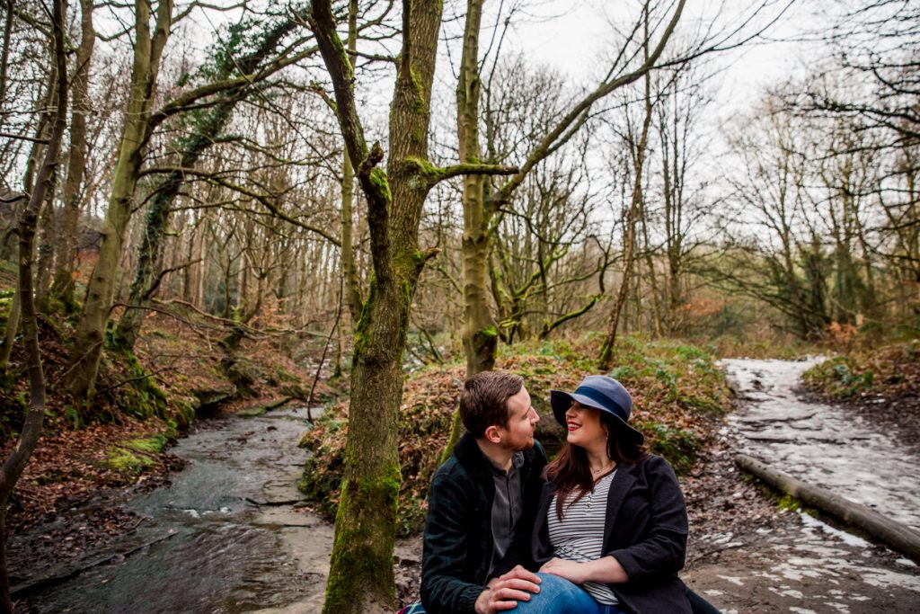 tips for engagement shoot