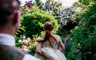 A Wedding at Crook Hall and Gardens