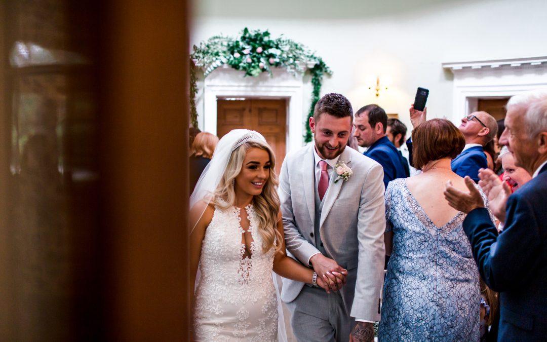 A Middleton Lodge Wedding