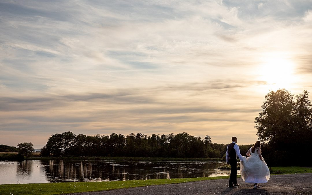 A Sedgefield Wedding at Hardwick Hall