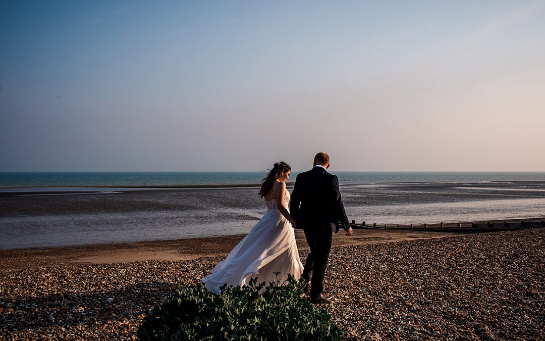A Worthing Wedding // Take Me To The Beach!