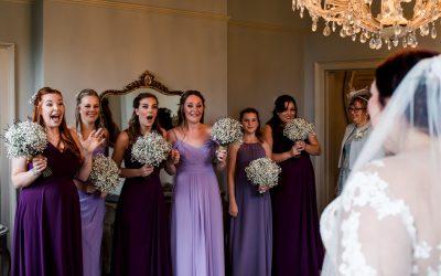 A Newton Hall Wedding // We've Got Smoke Bombs