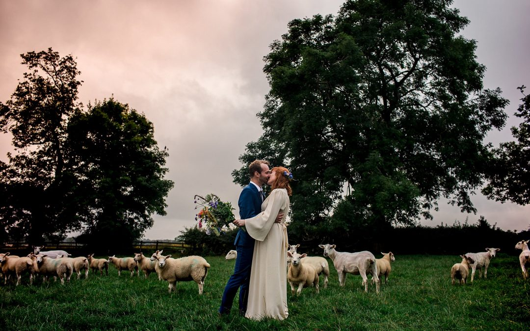 High House Farm Brewery Northumberland Wedding // Dance For Me!
