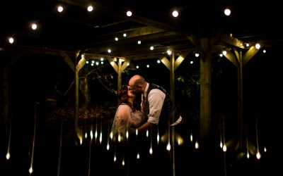 A Crook Hall Wedding // Them Lights Are Nice