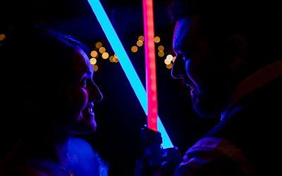 A Durham Wedding // I Like Star Wars Too!