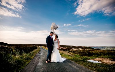 North Yorkshire Wedding at Danby Castle // Hide Your Arms